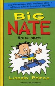 Big Nate, roi du skate - Couverture - Format classique