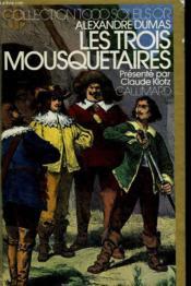 Les Trois Mousquetaires. Collection : 1 000 Soleils Or. - Couverture - Format classique