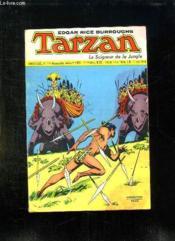 Tarzan Le Seigneur De La Jungle N° 4. - Couverture - Format classique