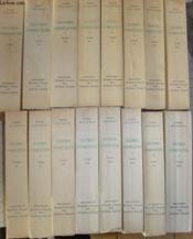 Oeuvres Complètes. EN 16 VOLUMES - Couverture - Format classique