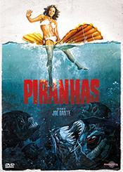 Piranhas - Couverture - Format classique