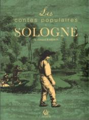 Les contes populaires de Sologne - Couverture - Format classique