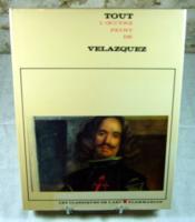 Tout l'oeuvre peint de Velazquez. - Couverture - Format classique