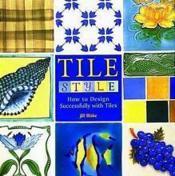 Tile style - Couverture - Format classique