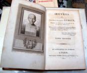 Oeuvres de Ponce Denis (Ecouchard) Le Brun. - Couverture - Format classique
