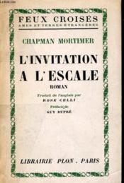 L'Invitation A L'Escale - Couverture - Format classique