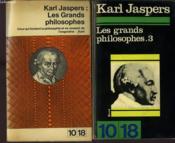 Les Grands Philosophes 3 - Couverture - Format classique