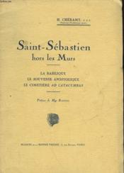 Saint-Sebastien Hors Les Murs - Couverture - Format classique