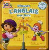 Découvre l'anglais avec Dora - Couverture - Format classique