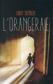L'orangeraie - Couverture - Format classique