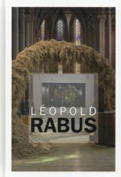 Léopold Rabus - Couverture - Format classique