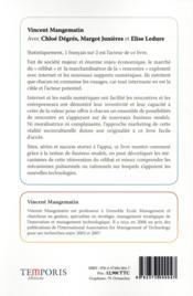 Les business models du célibat - 4ème de couverture - Format classique