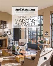 Nouvelles maisons de familles - Couverture - Format classique