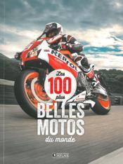 Les 100 plus belles motos du monde - Couverture - Format classique