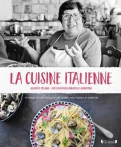 La cuisine italienne - Couverture - Format classique