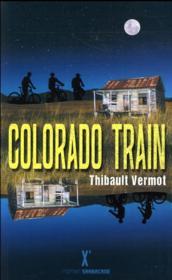 Colorado train - Couverture - Format classique