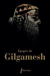 Épopée de Gilgamesh - Couverture - Format classique