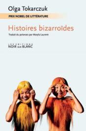 Histoires bizarroïdes - Couverture - Format classique