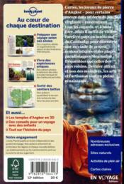 Cambodge (12e édition) - 4ème de couverture - Format classique