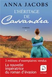 L'héritage de Cassandra t.1 - Couverture - Format classique