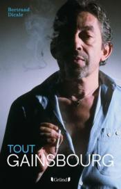 Tout Gainsbourg - Couverture - Format classique