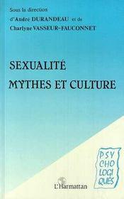 Sexualite Mythes Et Cultures - Intérieur - Format classique