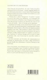 Le roman du piano au xix et au xx siecle - 4ème de couverture - Format classique