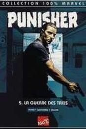 Punisher t.5 ; la guerre des taxis - Couverture - Format classique