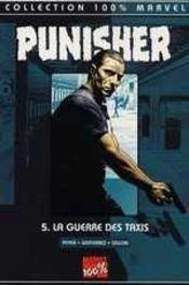 Punisher t.5 ; la guerre des taxis - Intérieur - Format classique