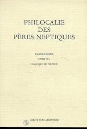 Evagre Le Pontique Nil L Ascete Diadoque De Photice - Couverture - Format classique