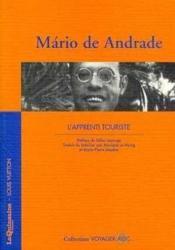 Voyager avec mario andrade - apprenti touriste (l') - Couverture - Format classique