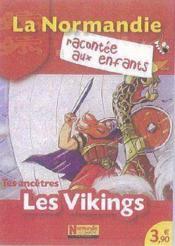 Tes ancêtres les Vikings - Couverture - Format classique