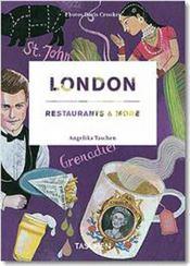 London ; restaurants & more - Intérieur - Format classique