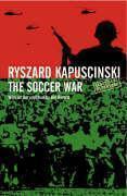 The Soccer War - Couverture - Format classique