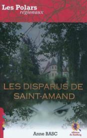 Les disparus de saint-amand - Couverture - Format classique