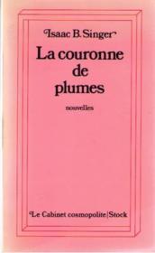 La couronne de plumes: Et autres nouvelles (Le Cabinet cosmopolite) [Broché] - Couverture - Format classique
