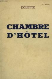 Chambre D'Hotel. - Couverture - Format classique