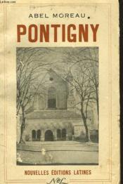 Pontigny - Couverture - Format classique