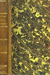 Etude Sur Les Reformateurs Contemporains Ou Socialistes Modernes Saint-Simon, Charles Fourier, Robert Owen. - Couverture - Format classique