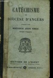 Catechisme Du Diocese D'Angers - Couverture - Format classique