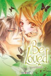 Be loved t.2 - Couverture - Format classique