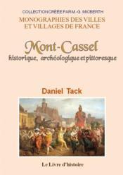 Cassel (mont-) historique, archeologique et pittoresque - Couverture - Format classique