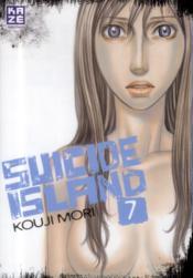 Suicide island T.7 - Couverture - Format classique