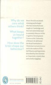The Domesticated Brain - 4ème de couverture - Format classique