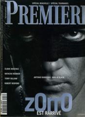 Premiere N° 258 - Antonio Banderas, Man In Black, Zorro Est Rarrive. - Couverture - Format classique