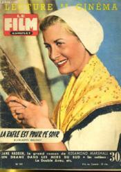 Lecture Et Cinema - Film Complet N° 517 - La Rafle Est Pour Ce Soir - Couverture - Format classique