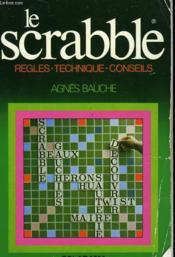Le Scrabble - Couverture - Format classique