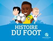 Histoire du foot - Couverture - Format classique