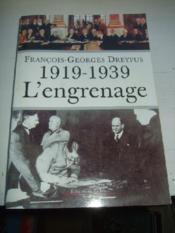 1919-1939 L'engrenage. - Couverture - Format classique