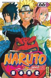Naruto T.66 - Couverture - Format classique